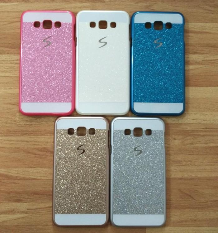 Jual Samsung Galaxy E5 Glitter Case Aksesoris Hp 4leafclover