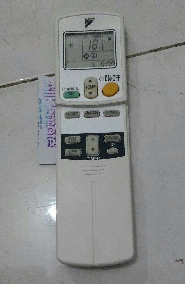 harga Remote ac daikin arc423a18 Tokopedia.com