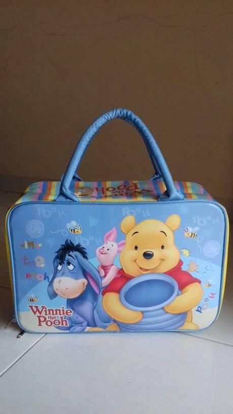 harga Tas travel bag spon super koper tenteng jinjing pooh Tokopedia.com