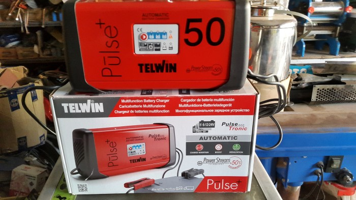 harga Trafo battery charger accu multifungsi telwin pulse 50 Tokopedia.com