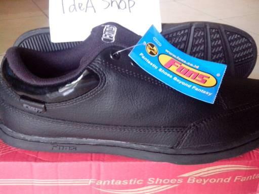 Jual Sepatu Sekolah Fans Mulo B - IdeA Shop  3e25ec3e6e