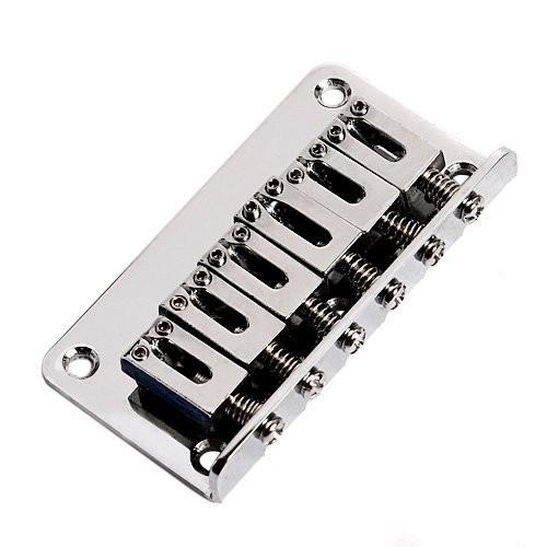 harga Hardtail bridge 78mm chrome gitar elektrik tremolo fix bridge murah Tokopedia.com