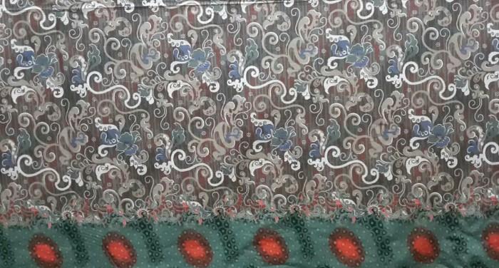 Kain Batik Katun Print Merk Beringin Putih Size 200x110 cm (Kode 9158) 69f12c21a1