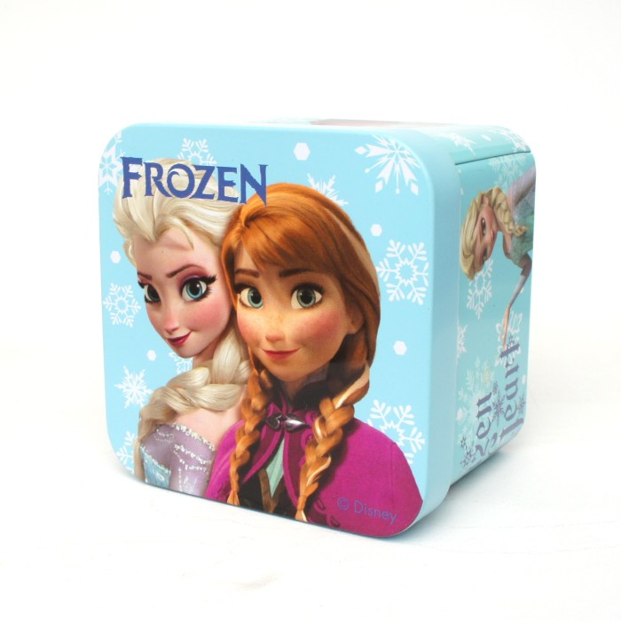 Frozen ORIGINAL FZ5456-W Jam Tangan Anak PUTIH White Disney Kids Watch