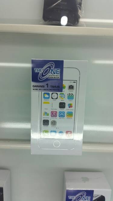 Foto Produk APPLE IPHONE 5S 32GB GOLD GARANSI 1TH THE ONE SEGEL ORIGINAL dari CENTER CELLULAR