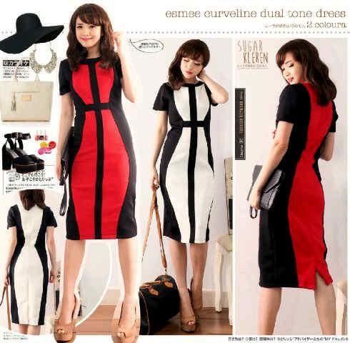 402665a65ba415 Jual SK ESMEE DRESS - Voza Fashion