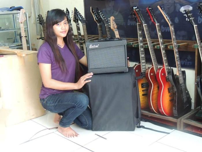harga Ampli gitar belcat hitam Tokopedia.com