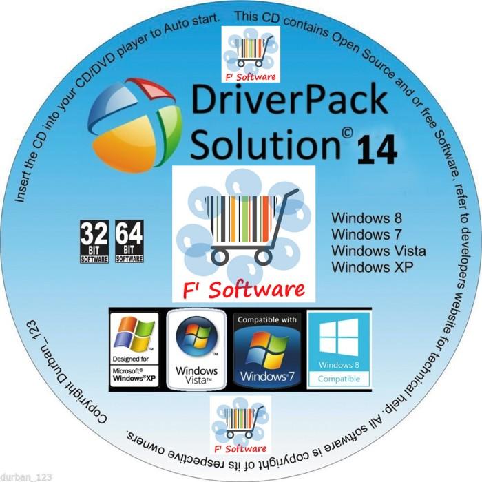 harga Driverpack sollutions 14.12 Tokopedia.com