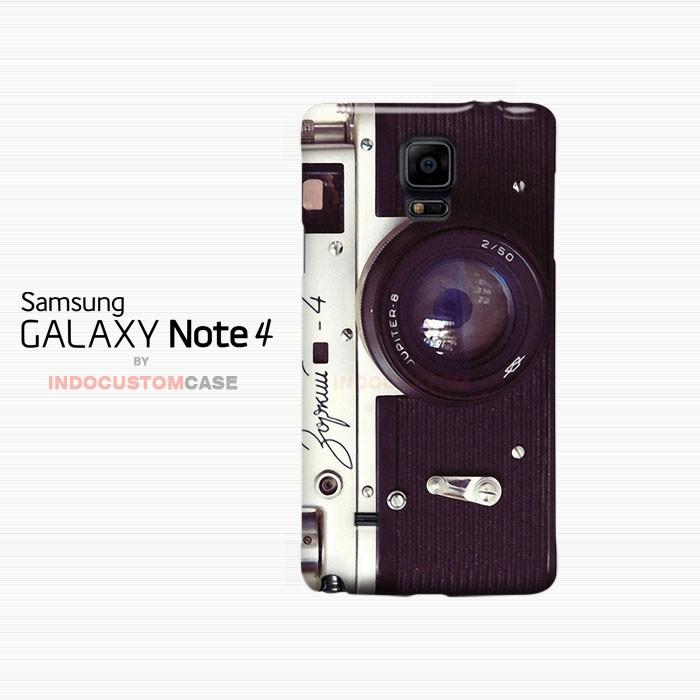 harga Zorky vintage camera galaxy note 4 custom hard case Tokopedia.com