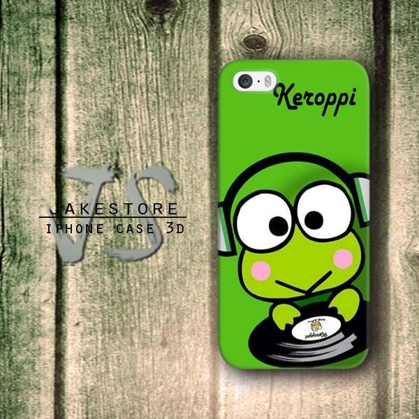 harga Keroppi music iphone case 7 7+ plus casing cover hp hardcase Tokopedia.com