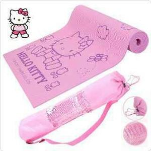 harga Matras / karpet yoga hello kitty Tokopedia.com