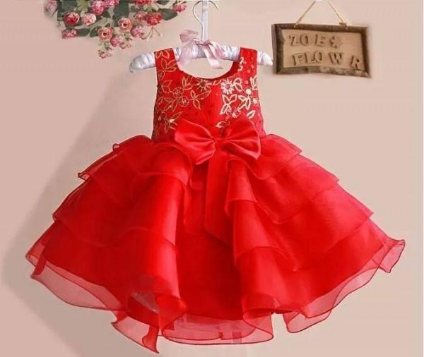 harga Dress cny imlek red brand zoe big bow Tokopedia.com
