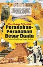 harga Kitab sejarah terlengkap peradaban-peradaban besar dunia Tokopedia.com