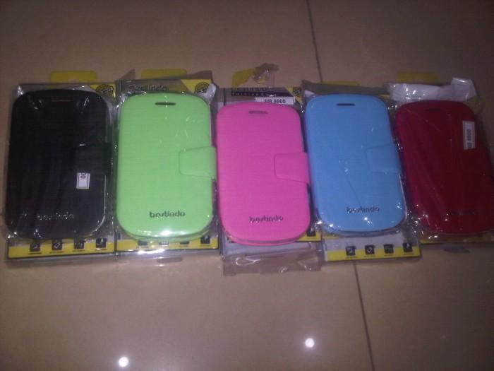 harga Bb 9900 leather case flipshell flipcover dompet bestindo Tokopedia.com