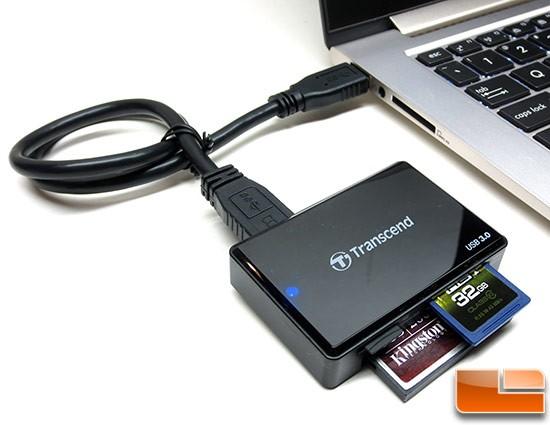 harga Transcend rdf8 card reader usb 3.0 Tokopedia.com