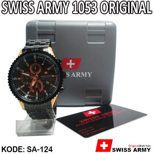 Jual Jam Tangan Swiss Armi 0141 Original - central female store ... 21888f3b78