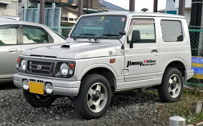 harga Sticker suzuki jimny motorsport Tokopedia.com