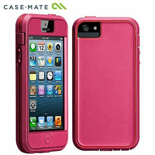 Foto Produk [sale] Casemate Tough Xtreme Iphone 5/5s (Pink only) dari Clevoekz Gadget