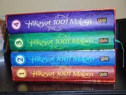 Jual Novel Hikayat 1001 Malam Mitrausahasukses Tokopedia