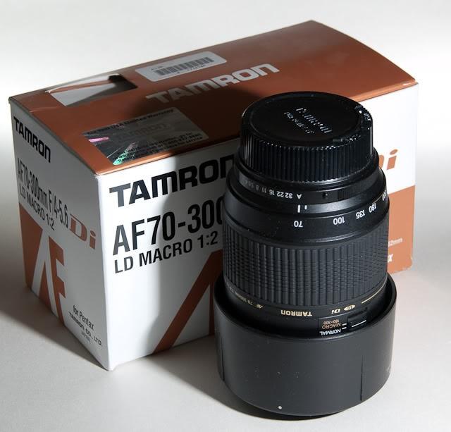 harga Tamron lensa 70-300mm for canon Tokopedia.com