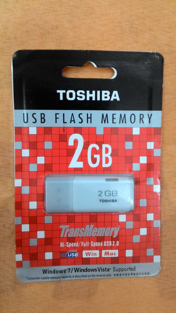 Jual Flashdisk Toshiba 2gb Karunia Cellular Tokopedia Flash Disk 2 Gb