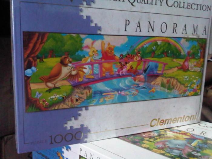harga Puzzle clementoni - panorama disney 1000 : winnie t. Tokopedia.com