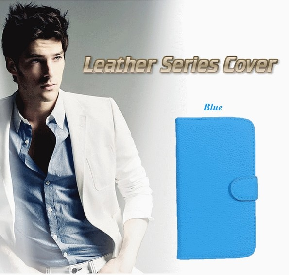 Jual Microsoft Lumia 640 LTE Casing PU Leather Case Cover