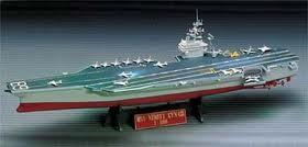 harga Model kit (mokit) merakit kapal induk militer uss nimitz cvn 68 Tokopedia.com