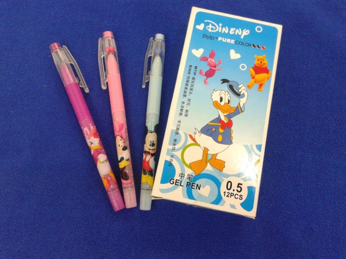 harga Pen gel donald duck Tokopedia.com