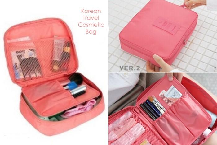 ... Prime Tas Kosmetik Mini Cosmetic Bag Pouch Purse Tempat Dompet Source Korean Travel Cosmetic Bag