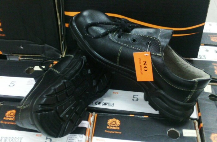 Jual Sepatu Safety Kings KWS 800 X - Safety Collection  af1599fc6a