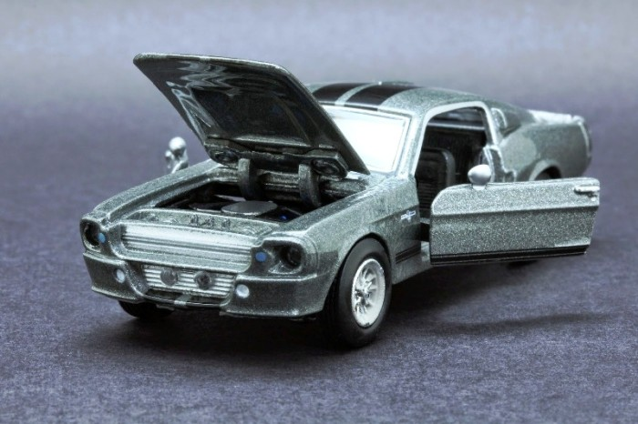 GREENLIGHT HOLLYWOOD GONE IN 60 SECONDS 1967 FORD MUSTANG ELEANOR