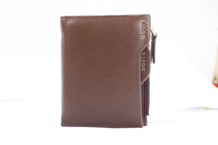 Foto Produk Bovi's Dompet Kulit dengan kantong koin receh dari Online Shop Save