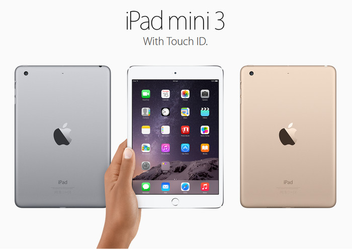 harga Apple ipad mini3 retina 4g+wifi 64 gb Tokopedia.com