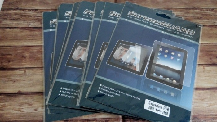 harga Screen protector asus padfone s (pf500kl) -- tablet/pad Tokopedia.com