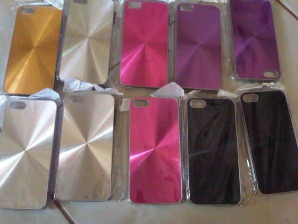harga High quality aluminum cd metal hard case cover for iphone 5 Tokopedia.com