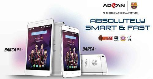 Advan Barca Tablet 7 T1X Plus