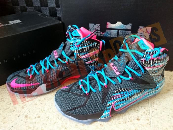 Jual Sepatu Basket Original Nike Lebron XII