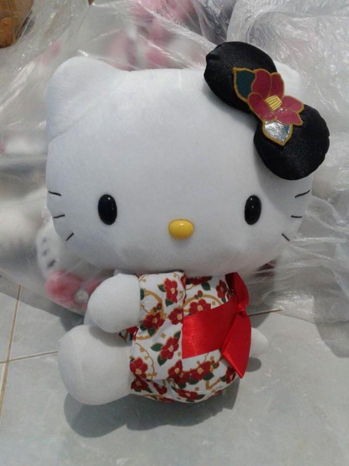Jual Boneka Hello Kitty Original Sanrio Jepang Model Kimono Japan
