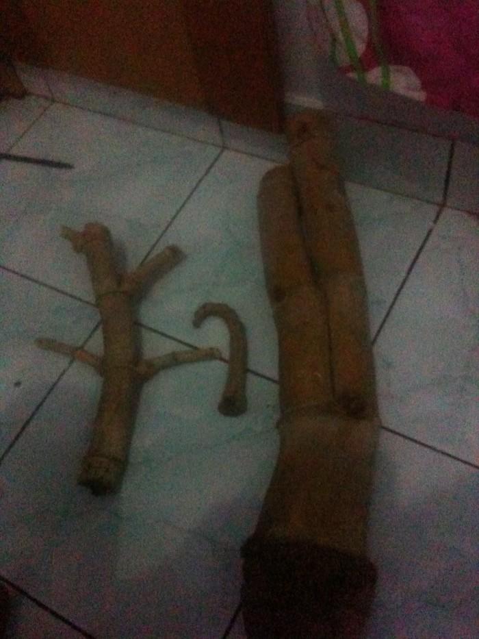 harga Bambu cawang, petuk buntet patil lele, bambu kail pancing Tokopedia.com