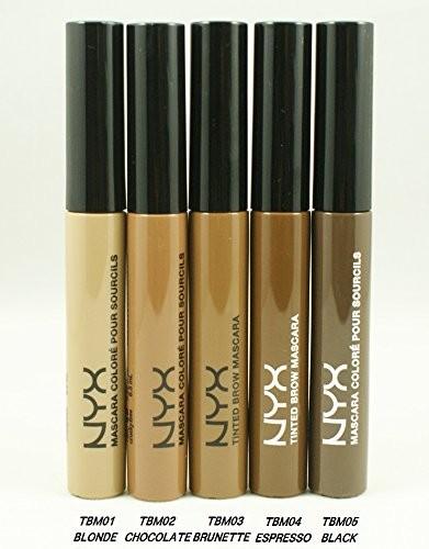 3c5fa31337c Jual NYX Tinted Brow Mascara - CHOCOLATE - - clshop   Tokopedia
