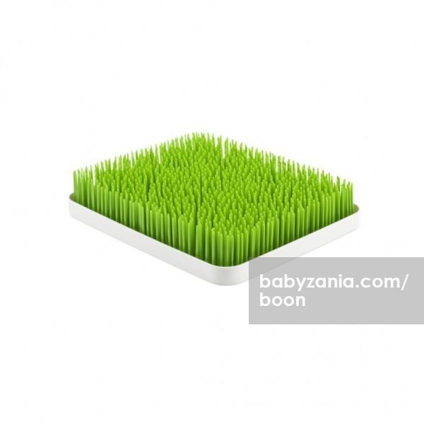 Boon grass drying rack green white