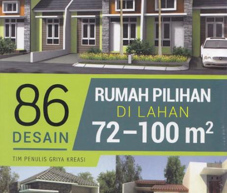 harga 86 desain rumah pilihan 72  100 m2 Tokopedia.com