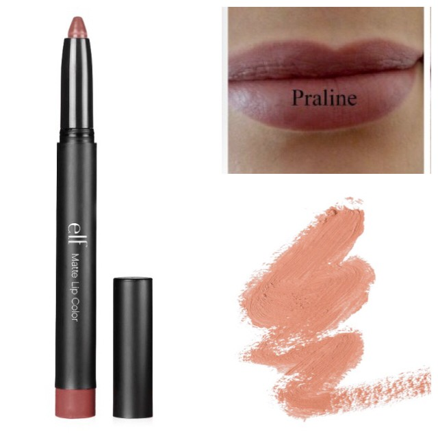 Elf Cosmetics - Matte Lip Color 1.4g - Praline