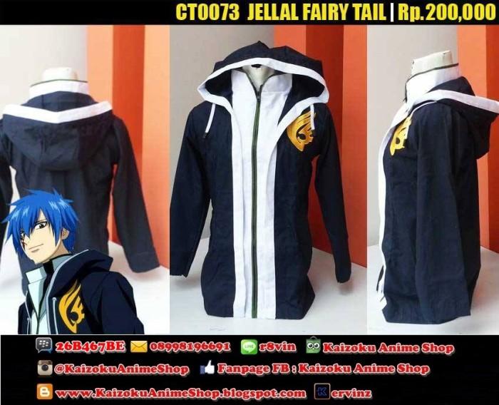 harga Jaket anime fairy tail jellal fernandes Tokopedia.com