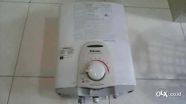 Jual Water Heater Atau Pemanas Air Gas Berkualitas Murah
