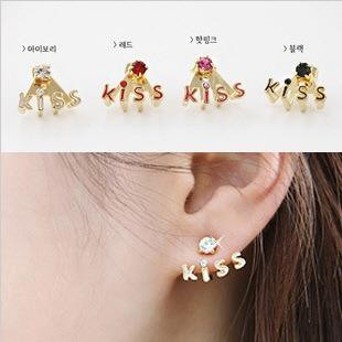 Foto Produk Anting earring KISS dari cizzshop