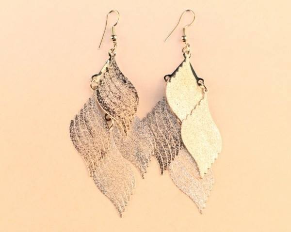 Foto Produk Anting vintage charmed fringed dari cizzshop