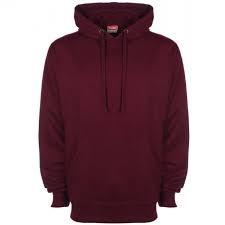 sweater polos merah maroon