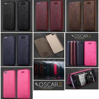 harga Jual kalaideng oscar ii leather flip book case kulit iphone 5 - 5s Tokopedia.com